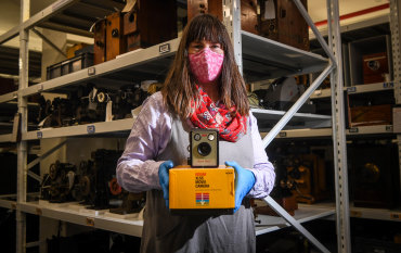 A reel Melbourne story: Kodak collection a 17-year focus for curator