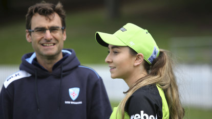 'Something special is happening': mammoth week for women's cricket