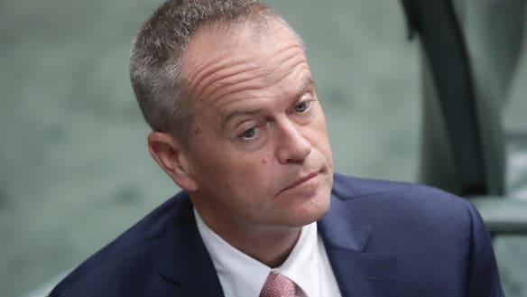 Government turns up the heat on Bill Shorten over 'slugging' older Australians
