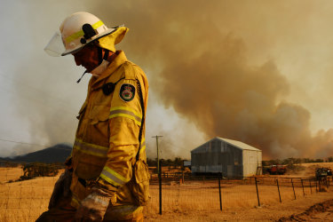 The pressure to provide national leadership on the bushfires gave a useful cover for ditching the goal of a surplus.