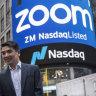 Zoom's boom continues, raising post-pandemic hopes