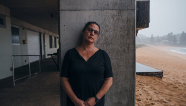 Michelle Ring was sexually abused by Ken Dyers, the leader of Kenja, from the age of 15.