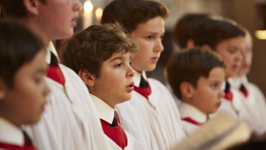 The choir of Kings College has maintained its all-male tradition for more than 500 years.