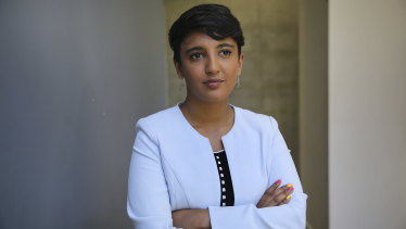 Dr Ashna Basu, a doctor in training and AMA NSW member.