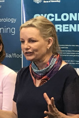 Federal Environment Minister Sussan Ley announces an extra $4 million for bushfire-damaged Queensland rainforests.