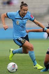 Caitlin Foord was all class for the star-studded Sydney FC in their W-League season opener.