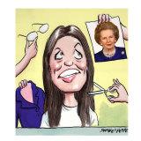 Kate Ellis' Margaret Thatcher moment.