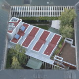 Can you pick this Canberra landmark, seen from the air?