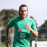 Former Socceroo Josh Brillante has moved to Greek club, Xanthi.