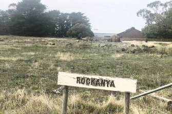 On the stony landscape of Gerrigerrup, a landholder chose a sense of humour to name their property.