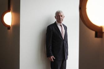 Bernard Collaery, the former lawyer for the ASIS intelligence officer Witness K who revealed Australia's bugging of Timor-Leste offices.