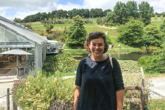 Allyse Wafer is excited by the prospect of being able to visit New Zealand again. She was unable to attend her grandmother's funeral in person last year.