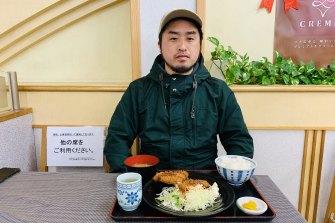 Japanese juke artistTakahide Higuchi, aka Foodman.