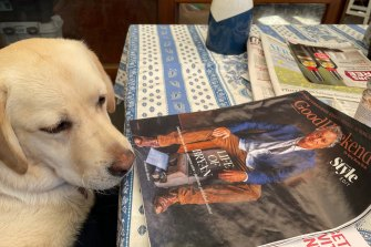 Charlie thought this week's edition was particularly enjoyable.