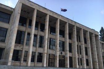 WA''s Parliament House.