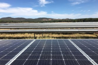 The scale of current solar farms will be dwarfed by Sun Cable with multiple gigawatt-sized projects being considered besides the plan to power Darwin and Singapore.