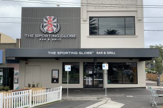 Authorities believe one of the state's newest cases contracted the virus at the Sporting Globe in Mordialloc.
