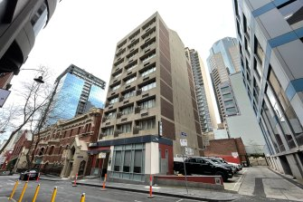 Hong Kong investor swoops Chinatown's City Limits hotel.