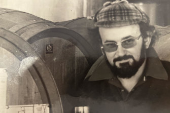 Kevin Sobels was a Living Legend awarded winemaker.