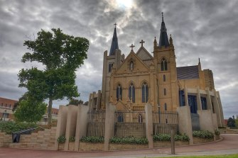 St Mary's Cathedral, Perth.