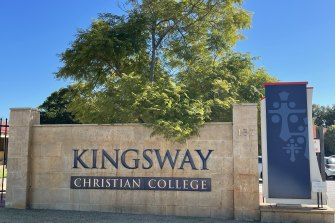 Kingsway Christian College.