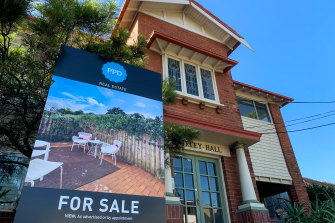 Buyers who fear missing out as property prices surge may be tempted to get into the market with a small deposit.