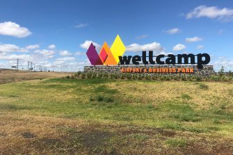 Queensland is pushing for a COVID quarantine facility to be built near Toowoomba's Wellcamp Airport.