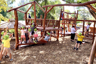 Pachamama Early Education and Childcare and Activity Centre is rich in the natural environment.