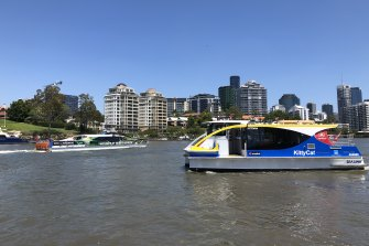 Norman Park residents are continuing their debate to have their cross-river ferry replaced by a KittyCat service.