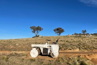 To slow the speed of our lives. I crash-tackled the opportunity to rent a farmhouse  near the NSW ski-fields.