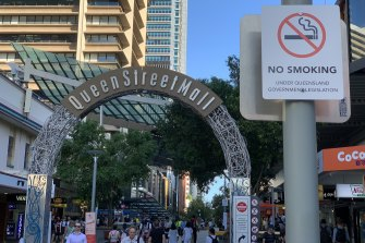 Smoking won't be banned by Brisbane City Council in more public spaces.