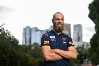 Max Gawn says the players have committed to be more selfless and team-first.