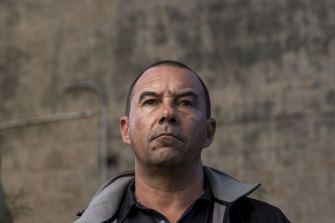 Nathan Moran, CEO of the Metro Local Aboriginal Land Council.