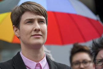 Equality Australia's Anna Brown has welcomed the Opposition's guarantee it would not amend new laws banning gay conversion therapy.