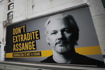 Julian Assange faces 175 years in a maximum-security prison if convicted of espionage in the US.
