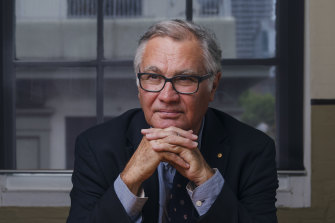 Former West Australian premier Geoff Gallop led the inquiry into teachers' work value.