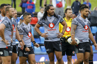 In limbo: The New Zealand Warriors are still waiting for crucial details about their potential return to the NRL.