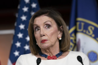 Speaker of the House Nancy Pelosi announced a formal impeachment inquiry against Trump on Thursday.