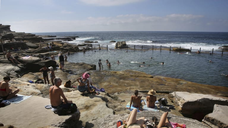 NSW set records on Tuesday with its first 40-plus-degrees day reported in April.