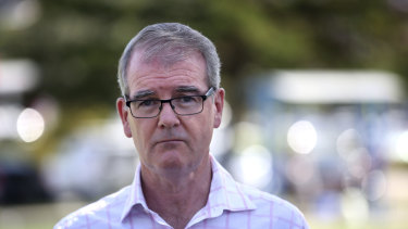 Michael Daley stands aside as NSW Labor leader until after federal election