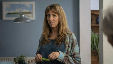 Daisy Haggard as Miri Matteson in Back to Life.