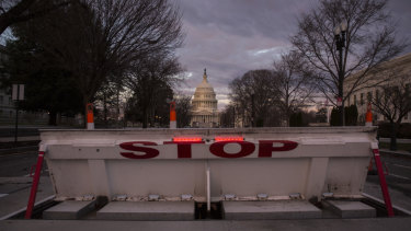The partial shutdown of US federal government services could extend beyond Christmas.