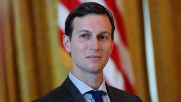 White House senior adviser Jared Kushner has lost access to the President's Daily Brief.