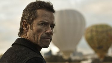 Guy Pearce brought Jack Irish to the screen for the ABC.