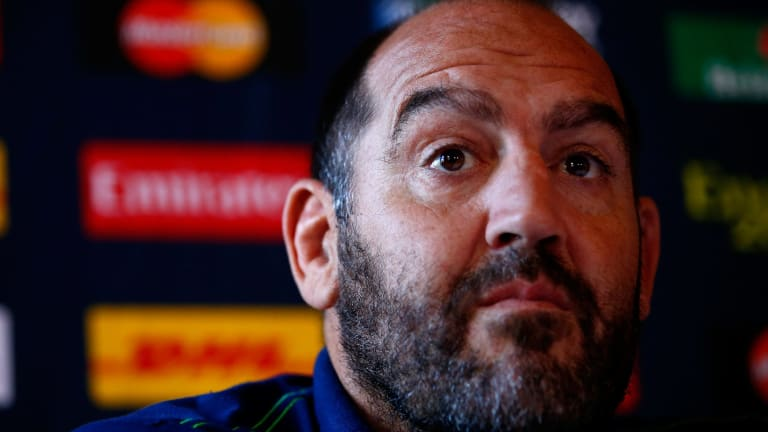 Inside knowledge: Jaguares boss Mario Ledesma knows the Waratahs all too well.