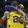 The King and I: LeBron leads latest tributes to Bryant