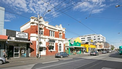Hammer falls on Sydney Road hardware house