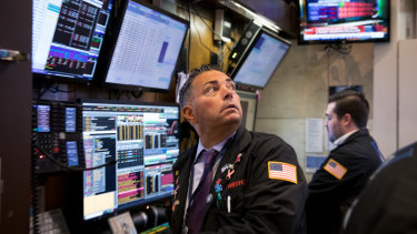 C'mon! Traders are waiting anxiously for some help from the Tweeter in Chief.