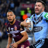 Origin player ratings: Another blue-chip night for Tedesco