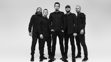 Pendulum will return to Perth for a new year's show at Origin Fields. Picture: Supplied